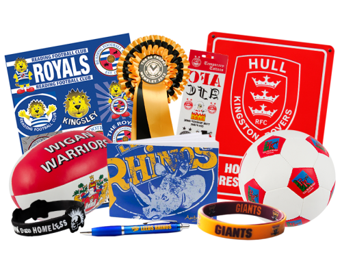 Pocket money lines and Matchday products