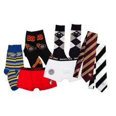 Ties, Socks and Boxer Shorts